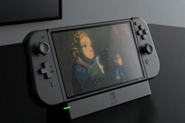 任天堂SwitchPro配置曝光5nmCPU原生120帧