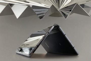 """柔宇暑期大促""""惊喜一夏""""!折叠屏手机+超值盲盒仅需5999元!"""